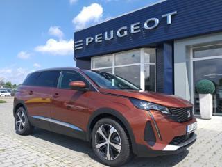 Peugeot 5008 Allure 1,5 BlueHDI rezervace SUV nafta