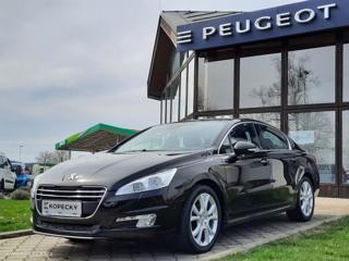 Peugeot 508 ALLURE 2,0 HDi 140k M6 sedan nafta