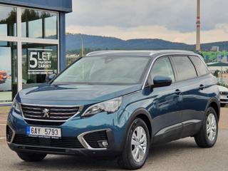 Peugeot 5008 1.6 BHDi 120 ACTIVE MAN6 SUV nafta