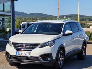 Peugeot 5008 1.6 BHDi 120 ACTIVE EAT6 SUV nafta