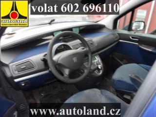 Peugeot 807 VOLAT 602 696 110  nafta