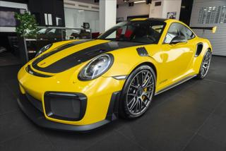 Porsche 911 3,8 GT2 RS / WEISSACH / LIFTING  IHNED kupé benzin