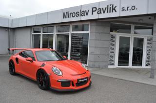 Porsche 911 GT3 RS / 991 kupé
