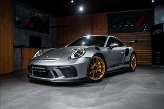 Porsche 911 4,0 GT3 RS, 991.2, CLUBSPORT, PCCB, LIFT  BR kupé benzin