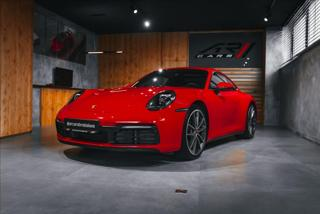 Porsche 911 3,0 CARRERA 4S, BOSE, PDK, ZÁRUKA  BR kupé benzin