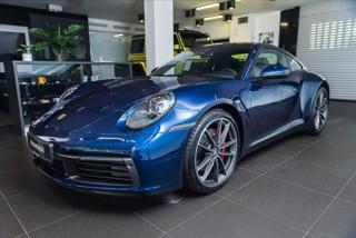 Porsche 911 3,0 Carrera 4S/Sport. výfuk/Bose/Vent. sedadla  SKLADEM kupé benzin