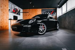 Porsche 911 3,8 CARRERA 4S CABRIO, SPORT CHRONO, BOSE, PASM  BR kabriolet benzin