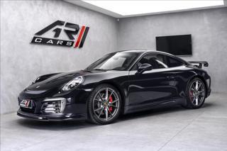 Porsche 911 Carrera S, LED, Lift systém, TechArt kit kupé benzin