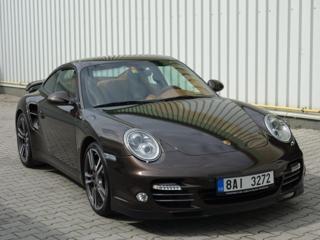 Porsche 911 3.8 Turbo kupé benzin