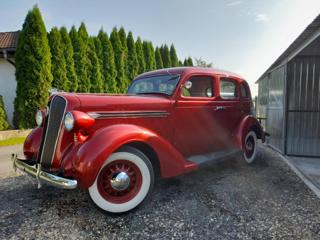 Plymouth Ostatní P2 1936 sedan