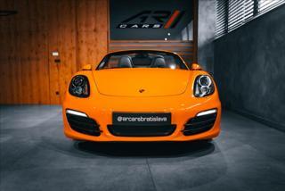 Porsche Boxster 3,4 S, PDK, KAMERA, NAVI, PDLS  BR kabriolet benzin