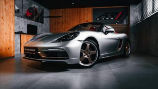 Porsche Boxster 4,0 718, 25 JAHRE, BOSE, PDLS+  BR kabriolet benzin