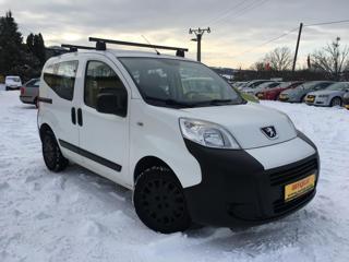 Peugeot Bipper Tepee 1.4HDi Klima/ServKn/1Maj MPV