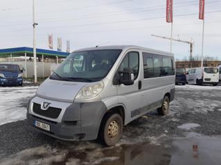 Peugeot Boxer 2.2 HDI 88kW MINIBUS 9-MÍST KLIMA minibus