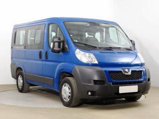 Peugeot Boxer 2.2 HDI 96kW minibus nafta
