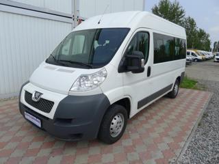 Peugeot Boxer 2,2 HDI 9míst+klima L2H2 minibus