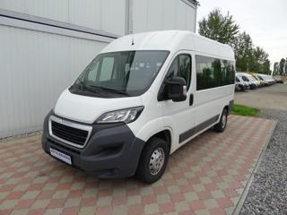 Peugeot Boxer 2,0 HDI 9míst+klima L2H2 minibus