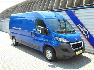 Peugeot Boxer 2,0 BlueHDi L3H2,ČR,1maj,Klima skříň nafta