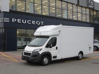 Peugeot Boxer 2.2 BHDi 165k EUROBOX L4 MAN6 skříň nafta