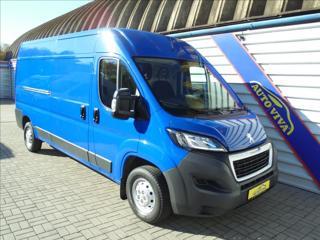 Peugeot Boxer 2,0 BlueHDi L3H2,ČR,AC,1Majit skříň nafta