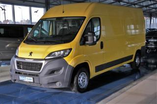 Peugeot Boxer 2,2 HDI CZ Klima DPH 1.maj L3H2 užitkové nafta