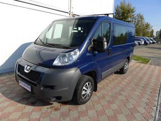 Peugeot Boxer 2,2 HDI L1H1 6míst+klima užitkové