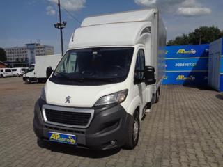 Peugeot Boxer 2.0HDI HEAVY TRUCK VALNÍK PLACHTA S užitkové