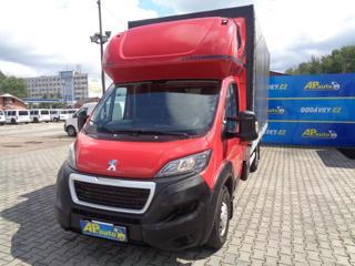 Peugeot Boxer 2.0HDI VALNÍK PLACHTA SPANÍ KLIMATR užitkové