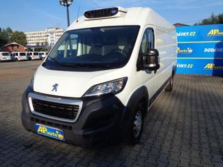 Peugeot Boxer L5H2 2.0HDI KLIMA CHLAĎÁK DO 0°C užitkové