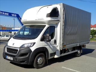 Peugeot Boxer 2,0 b-HDi *PERFEKTNÍ STAV* užitkové nafta