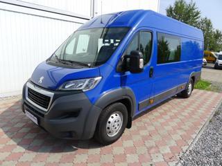 Peugeot Boxer 3,0 HDI L4H2 6míst Maxi+Klima užitkové