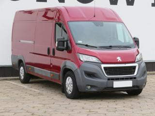 Peugeot Boxer 2.2 HDi 110kW užitkové nafta