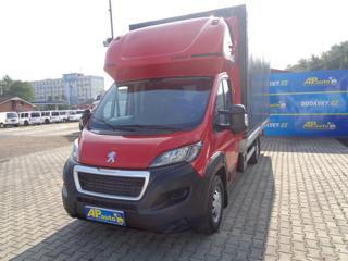 Peugeot Boxer VALNÍK PLACHTA SPANÍ  2.0HDI KLIMA valník