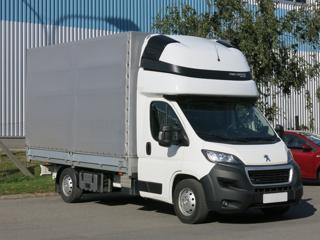 Peugeot Boxer 2.0 BlueHDi 120kW valník nafta