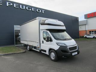 Peugeot Boxer plachta 10 palet 2,2 BHDi 165k valník nafta
