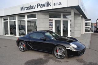 Porsche Cayman S PORSCHE DESIGN kupé