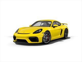 Porsche Cayman 3,8 GT4 / model 2021  1Q/2021 kupé benzin