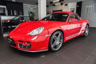 Porsche Cayman 3,4 S Design Edition /BOSE/PASM/Sport.Výfuk/PCM  IHNED kupé benzin
