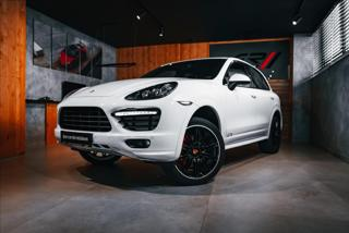 Porsche Cayenne 4,8 GTS, BOSE, PANO, ZÁRUKA  BR SUV benzin