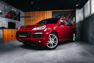 Porsche Cayenne 4,8 GTS, PANO, BOSE, PASM  BR SUV benzin