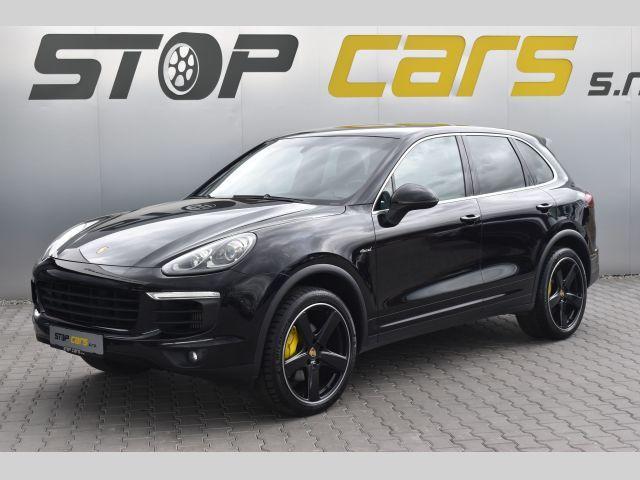 Porsche Cayenne 3.0 Diesel*REZERVACE* SUV nafta
