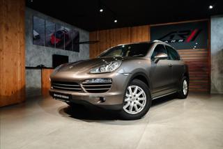 Porsche Cayenne 3,0 DIESEL, NAVIGÁCIA, LED  BR SUV nafta