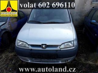 Peugeot Partner VOLAT 602 696 110  nafta