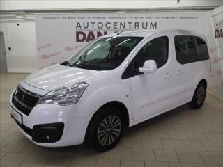 Peugeot Partner 1,6 HDi Tepee Active kombi nafta
