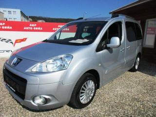 Peugeot Partner 1.6 i 16V kombi benzin