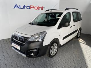 Peugeot Partner Tepee 1,6   HDi kombi nafta