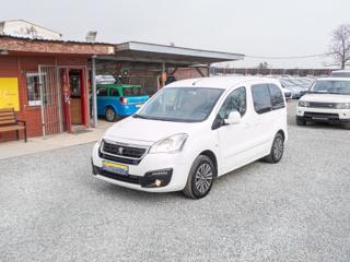 Peugeot Partner Tepee 1.6 HDi kombi nafta