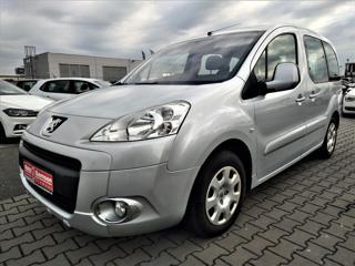 Peugeot Partner Tepee 1,6 HDi 68kW*AUTO A/C* kombi nafta