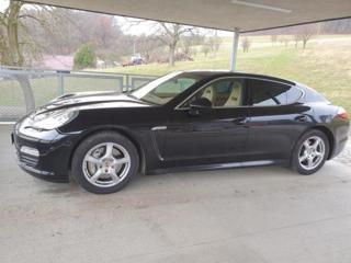 Porsche Panamera liftback benzin