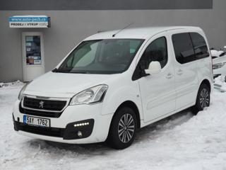 Peugeot Partner Tepee 1.6 HDi, 1. Maj. ČR MPV